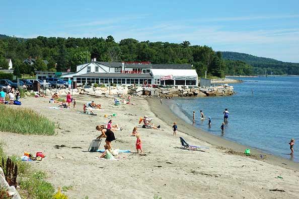 Lincolnville Beach, Lincolnville Maine