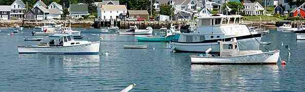 Vinalhaven - A working island in Penobscot Bay