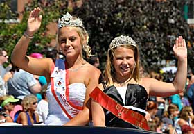 Maine Lobster Festival Pageant
