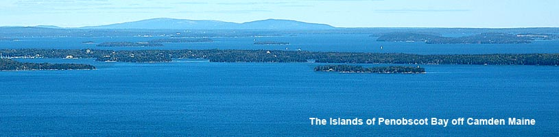 Islands of Penobscot Bay