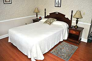 Cedar Crest Inn accommodations