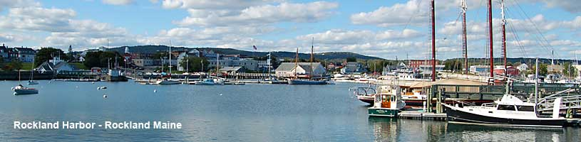 Rockland Harbor South