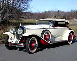 1929 Phantom Rolls Royce